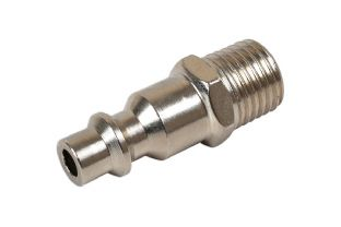 Connect 30982 Euro Universal 1/4 BSP Male Screwed Adaptor Pk 5